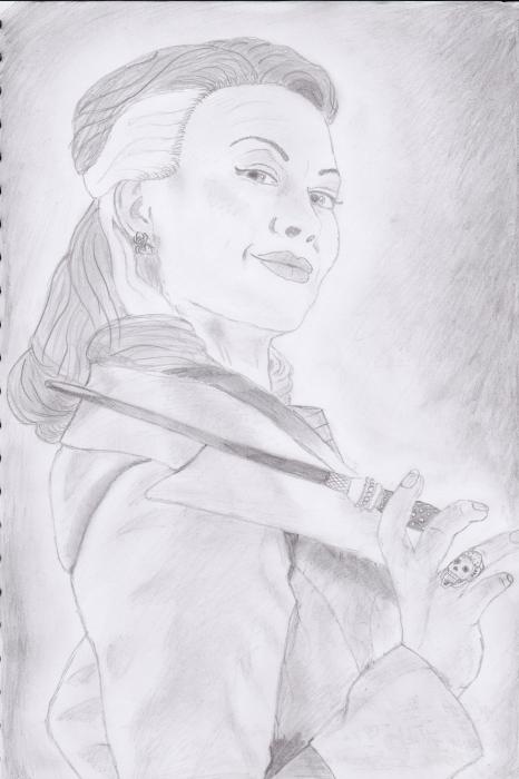 Helen McCrory par MJsPerlinchen